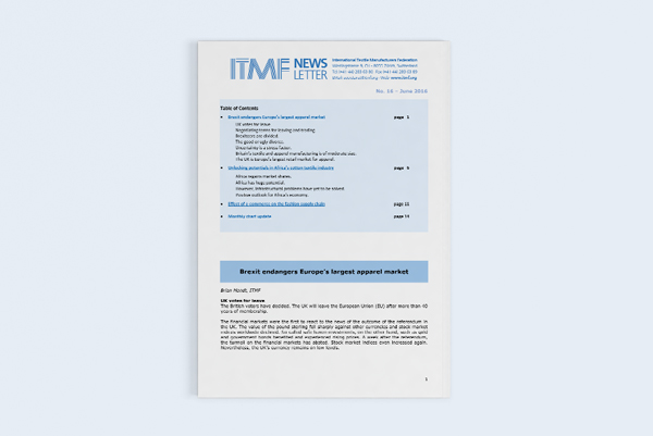 ITMF Newsletter – No. 16