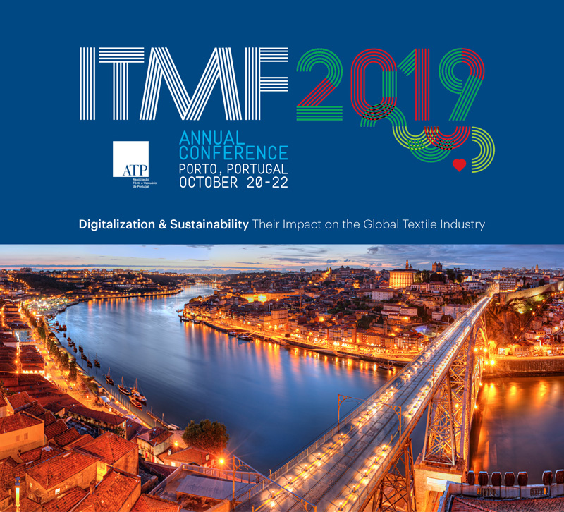 ITMF Annual Conference 2019 Porto, Portugal  / 20th - 22th October 2019